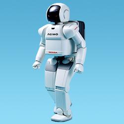 HONDA ASIMO 光学設計